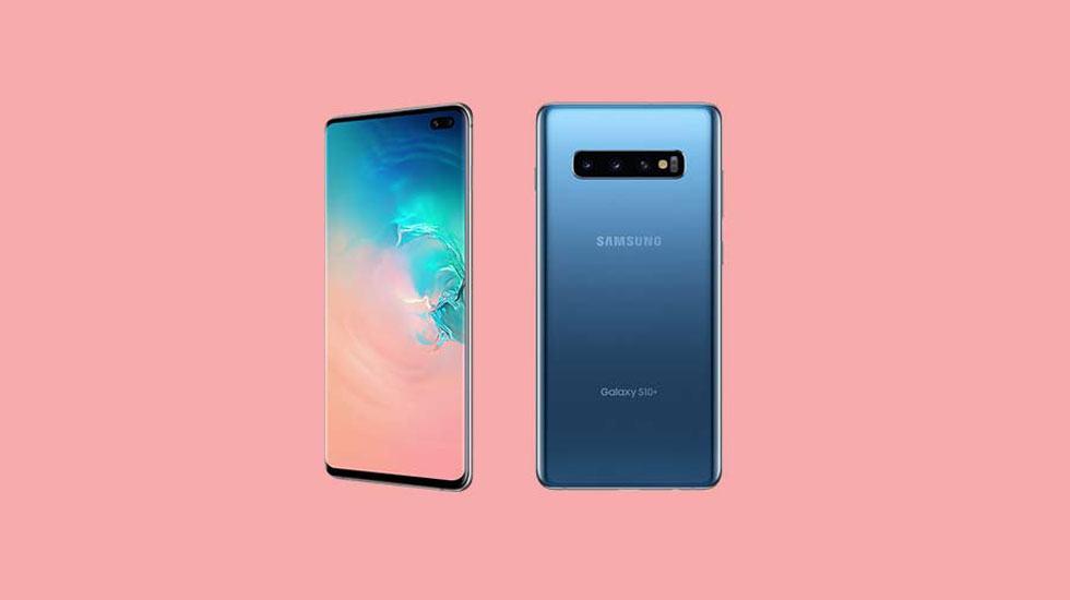 Samsung Galaxy S10 Plus phiên bản xách tay từ thị trường Mỹ