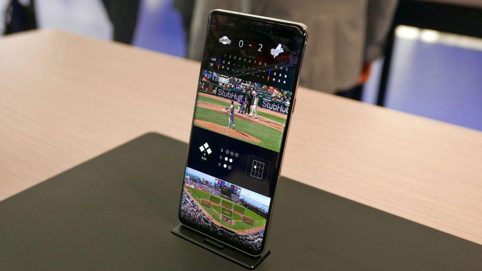 Samsung S10 5G mang đến trải nghiệm giải trí đỉnh cao