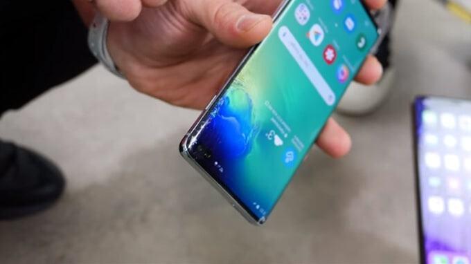 samsung s10 plus vs iphone xs max