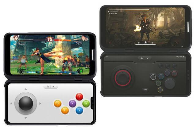 Trên tay LG Dual Screen phụ kiện khiến LG V50 ThinQ 7