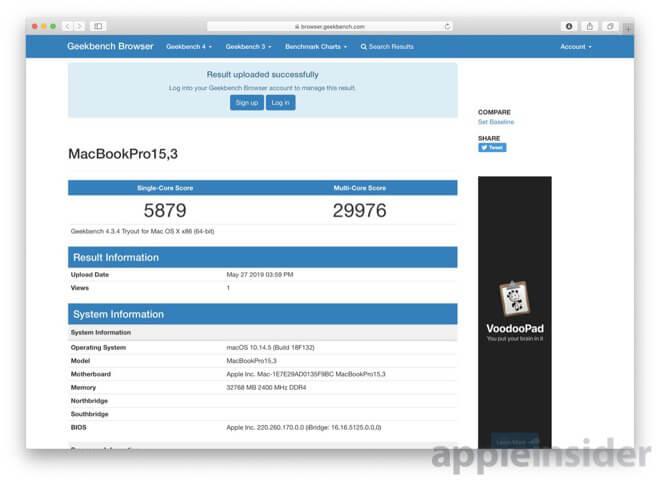 Đánh giá MacBook Pro 2019 - Cỗ máy mạnh mẽ nhất của Apple 2