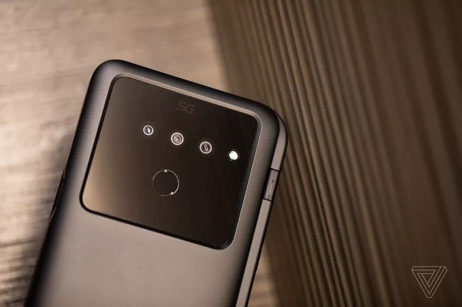 Trên tay LG Dual Screen phụ kiện khiến LG V50 ThinQ 2