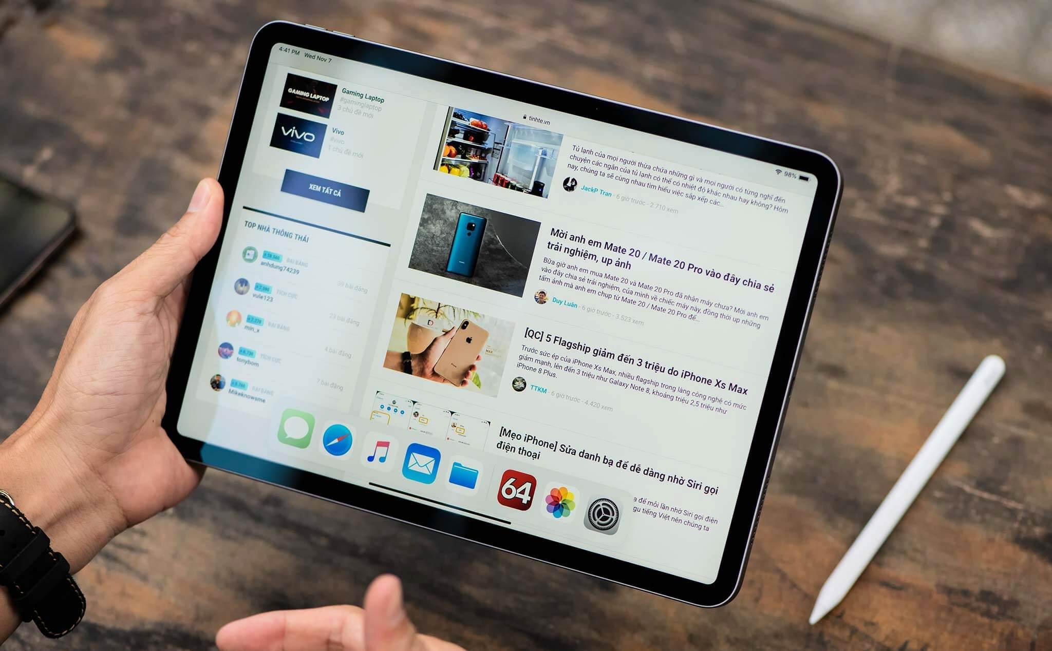 Vì sao iPad lại thành công hơn tablet Android? 6