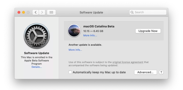 Cập nhật iOS 13, iPadOS, MacOS Catalina có sẵn để thử nghiệm beta công khai 7