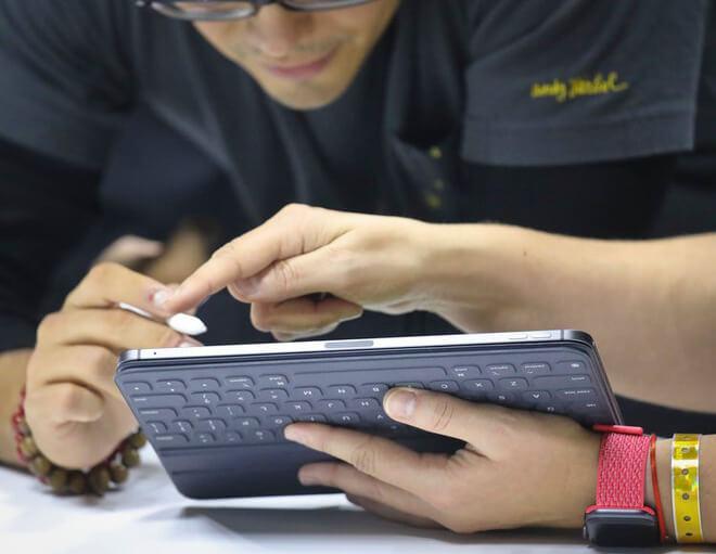 11 tính năng mới sẽ giúp iPados thay thế chiếc Laptop 17