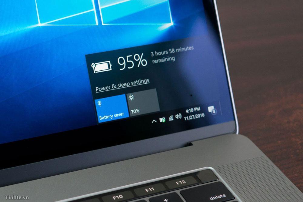 cách sạc pin laptop