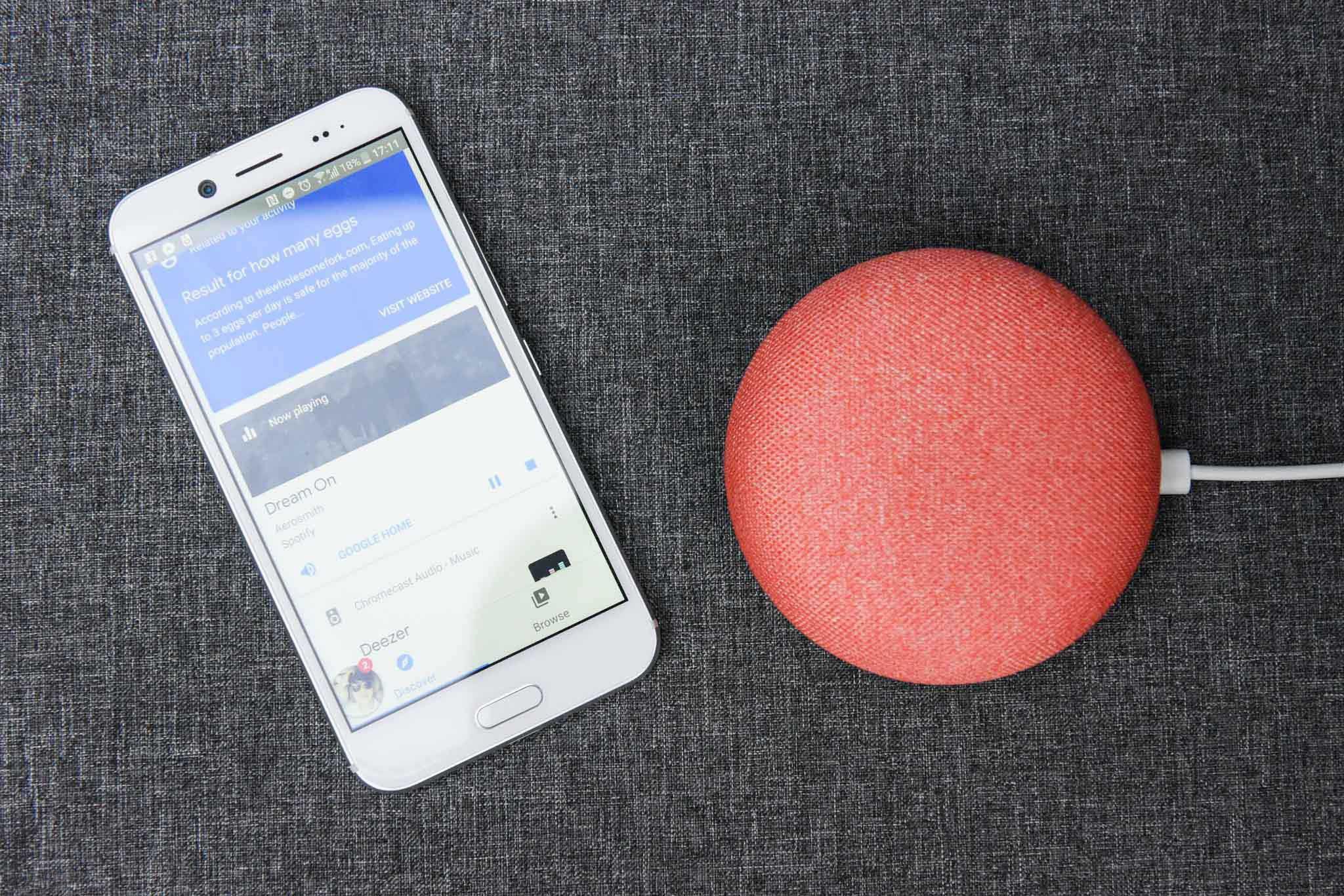 Google Home Mini: loa tích hợp trợ lý ảo, tra cứu đa năng 13