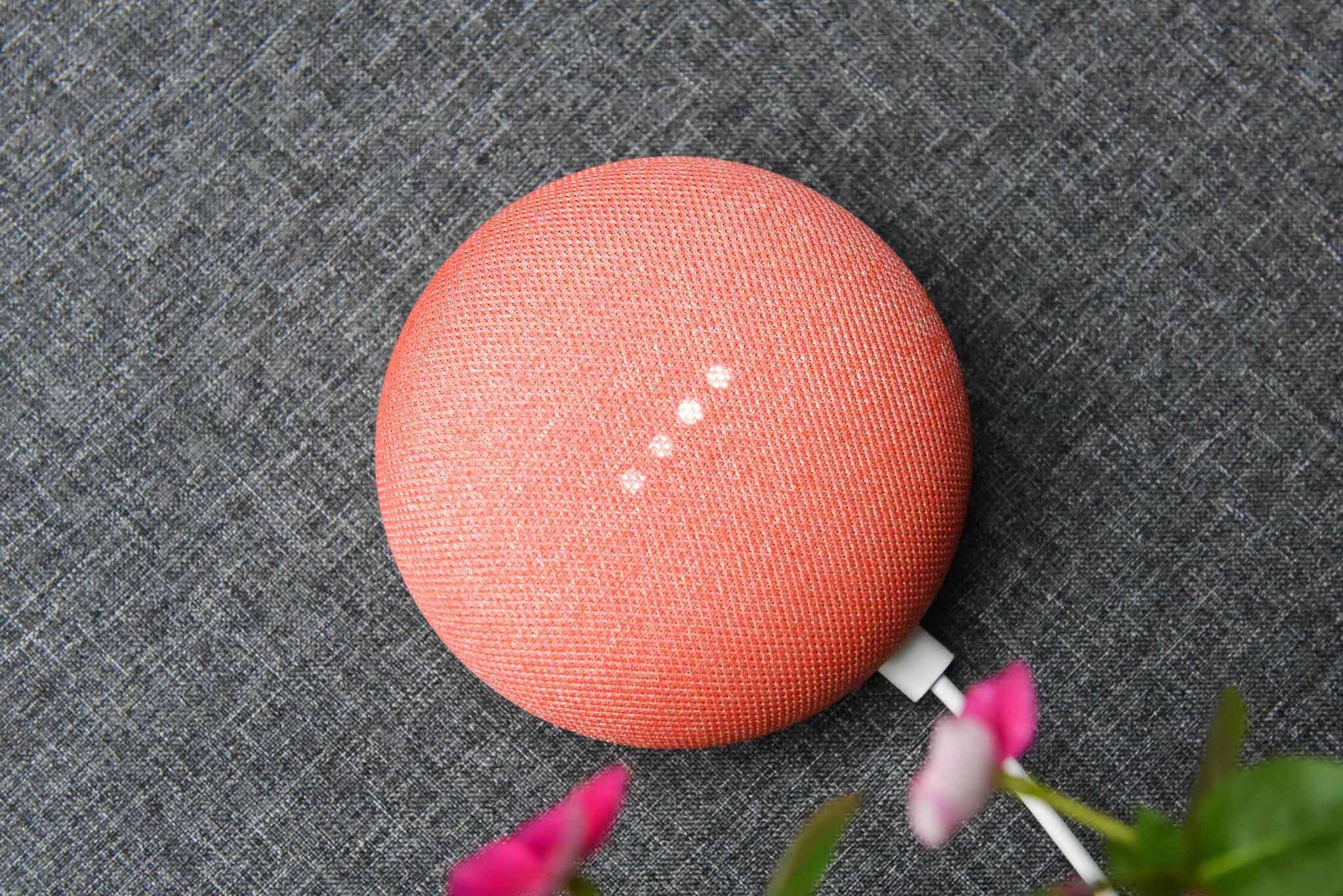 Google Home Mini: loa tích hợp trợ lý ảo, tra cứu đa năng 9