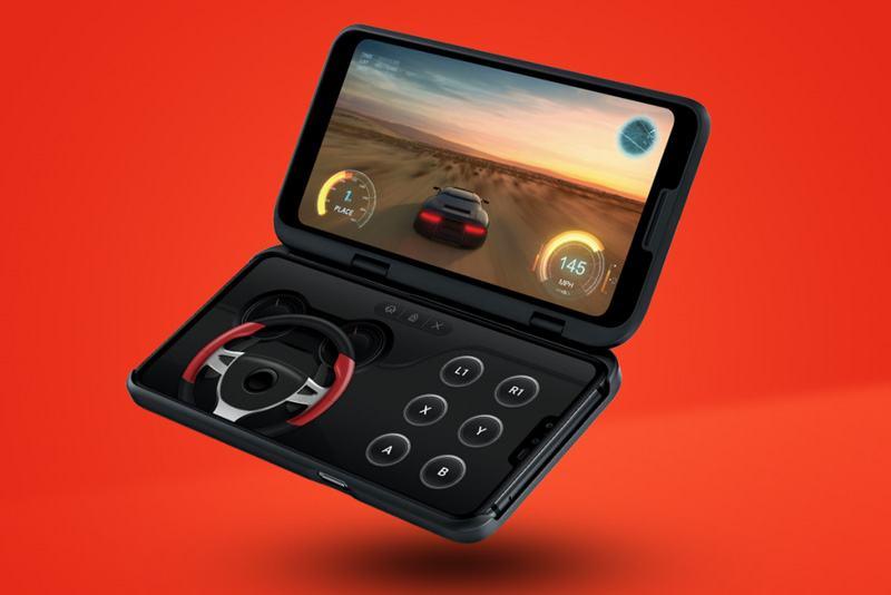LG V50 cùng màn hình phụ mang đến trải nghiệm giải trí đỉnh cao.