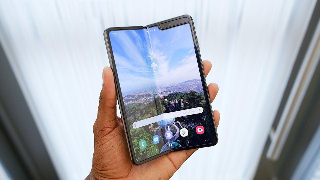 Đây là cách Samsung sửa lỗi cho smartphone màn hình gập Galaxy Fold 2
