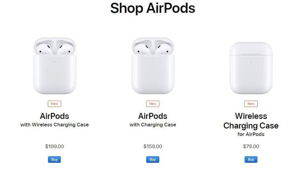 đánh giá airpods 2