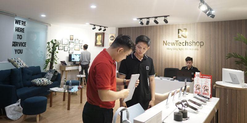 Chính sách sử dụng tại website NewTechshop.vn 4