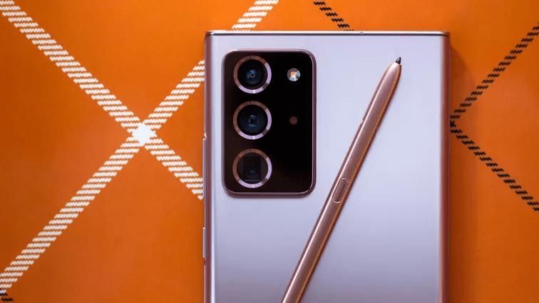 Chiếc điện thoại mới ra mắt của SamSung vào 05/08/2020 - Galaxy Note 20 và Galaxy Note 20 Ultra. Nguồn: Angela Lang/CNET