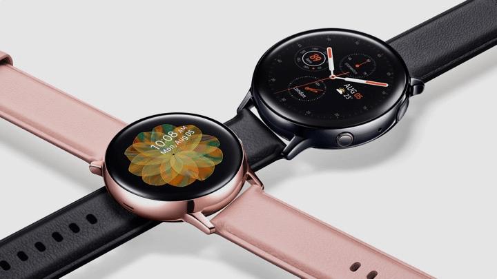 Galaxy Watch Active 2 có hai kích thước là 40mm và 44mm