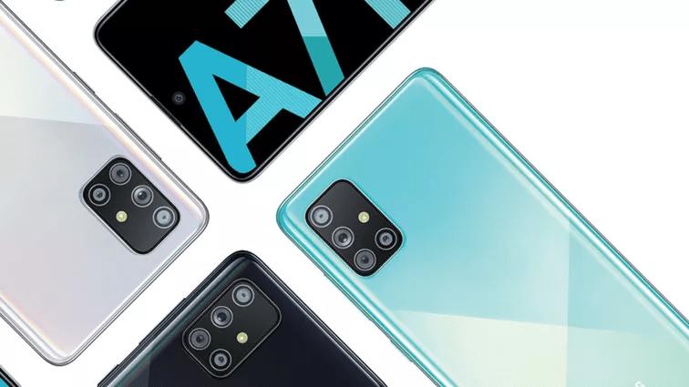 Samsung Galaxy A71 5G - Nguồn: Cnet