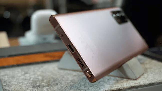 Samsung Galaxy Note 20 Ultra (Hình ảnh: TechRadar)