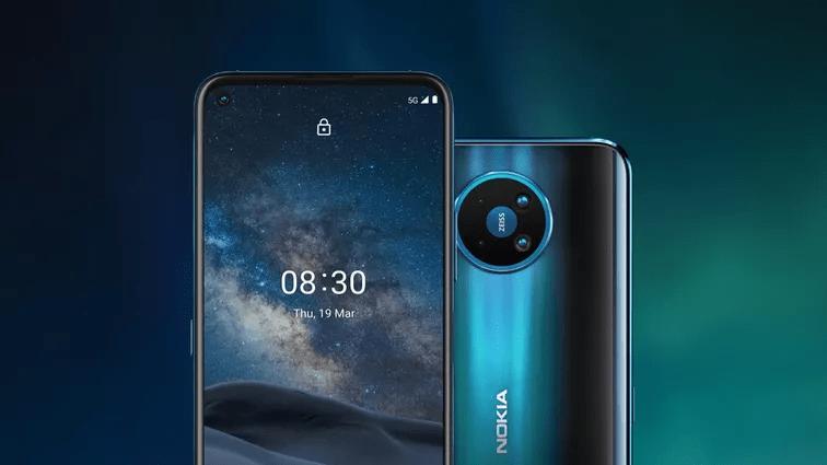 Nokia - một thương hiệu lâu đời cũng không bỏ qua cuộc đua này. HMD Global