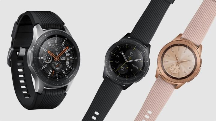 Thiết kế của Samsung Galaxy Watch.