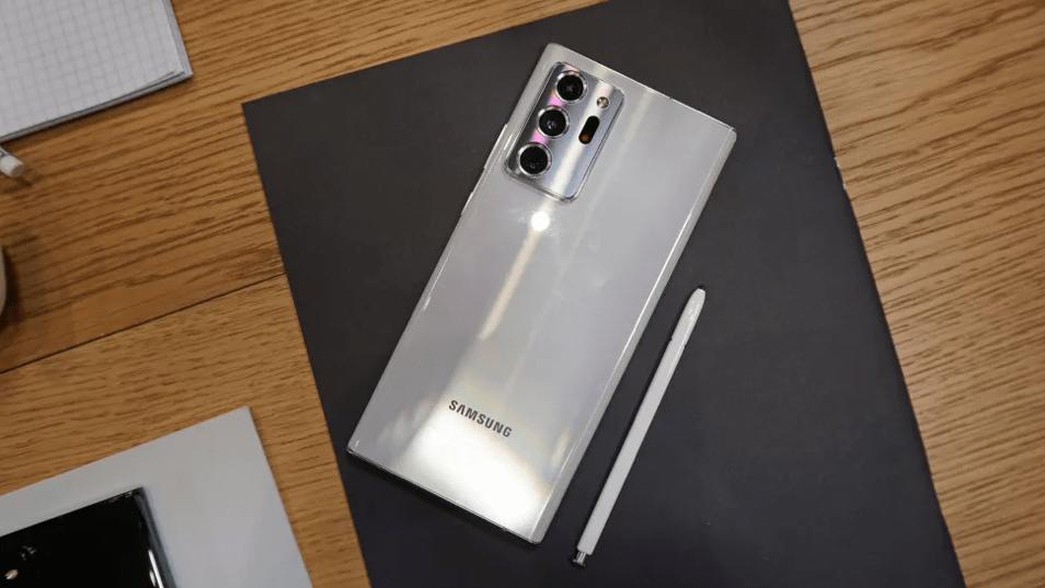Đánh giá Samsung Galaxy Note 20 Ultra 2