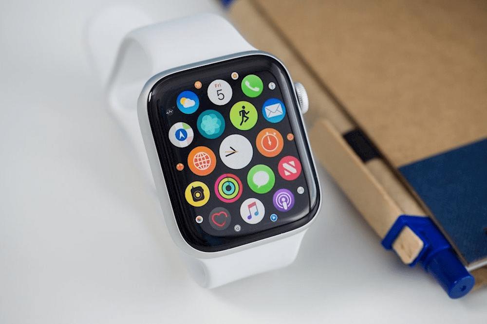 Thiết kế đẹp mắt, ấn tượng của Apple Watch Series 5.