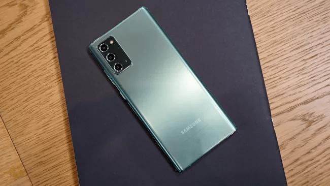 Samsung Galaxy Note 20 (Hình ảnh: TechRadar)