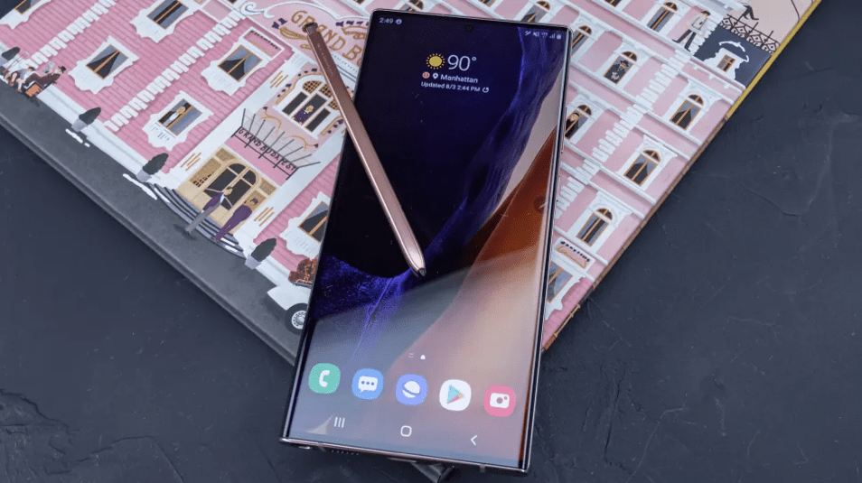 Đánh giá Samsung Galaxy Note 20 Ultra 4