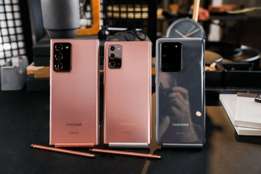 Camera của Galaxy Note 20 Ultra