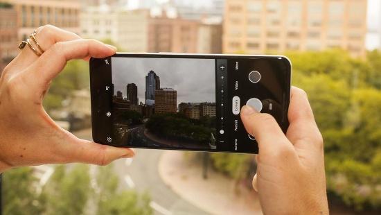 Khả năng chụp ảnh Selfie góc rộng