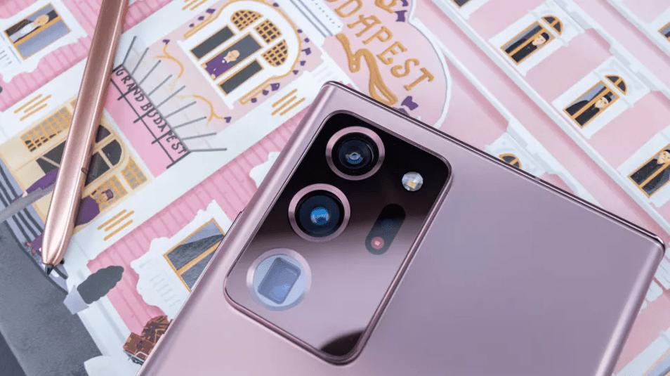 Đánh giá Samsung Galaxy Note 20 Ultra 10