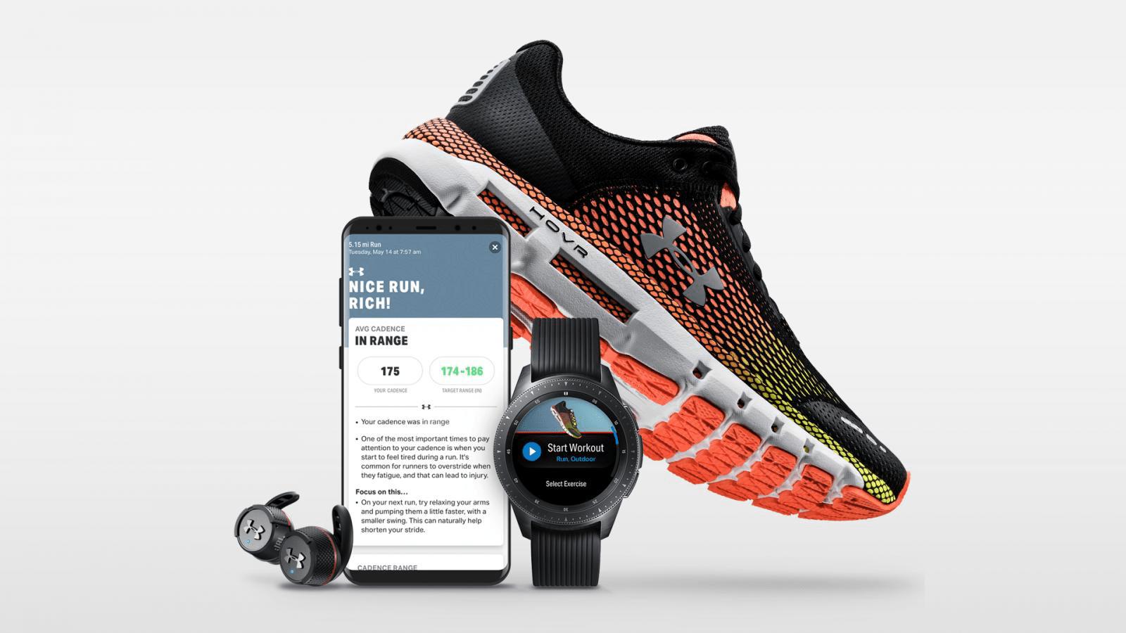 Trải nghiệm chạy bộ kết hợp công nghệ theo cách mới.