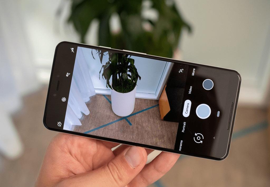 Review Google Pixel 3: Camera Google Pixel 3 bắt cận cảnh