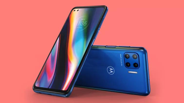 Chiếc điện thoại Motorola G 5G plus là một sản phẩm tầm trung đánh vào thị trường Mỹ - Nguồn: CNet