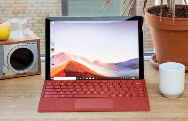 Surface Pro 7 - nguồn__ Future