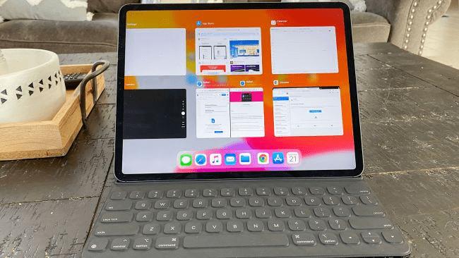 iPad Pro 2020 - nguồn__ Laptop Mag