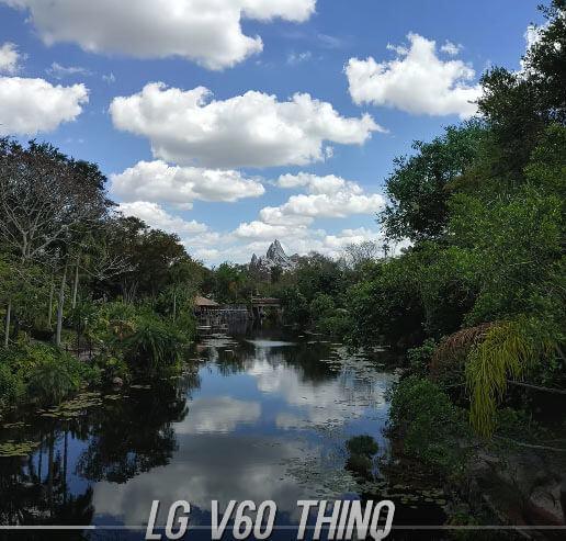 So sánh và đánh giá LG V60 ThinQ và Samsung Galaxy S20 Ultra 7