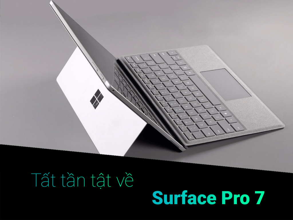 review Surface Pro 7