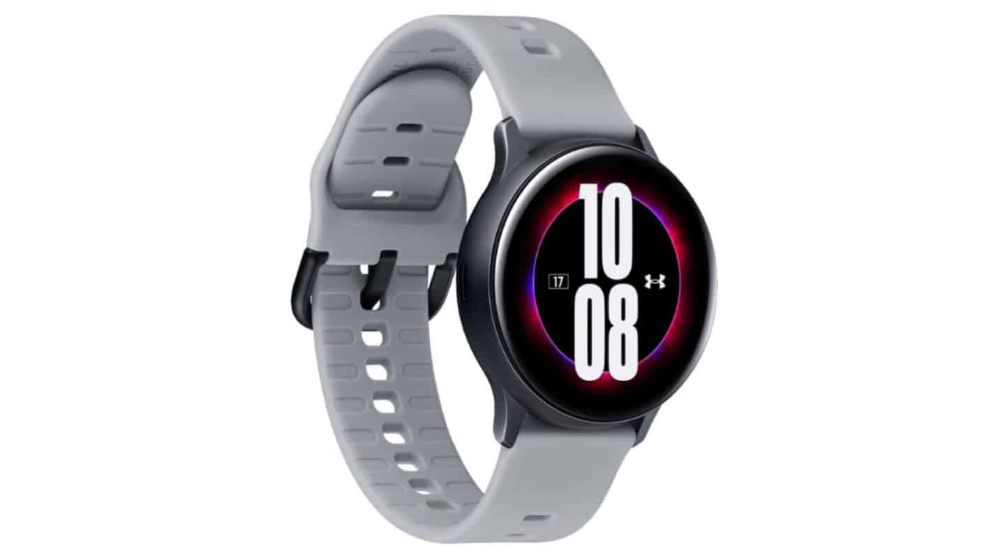 Samsung ra mắt Galaxy Watch Active 2 phiên bản Under Armour 39