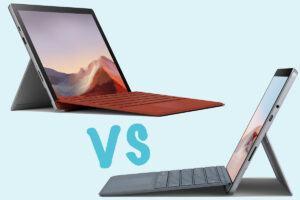 So sánh Surface Go vs Surface Pro 7: Có gì khác biệt? 41