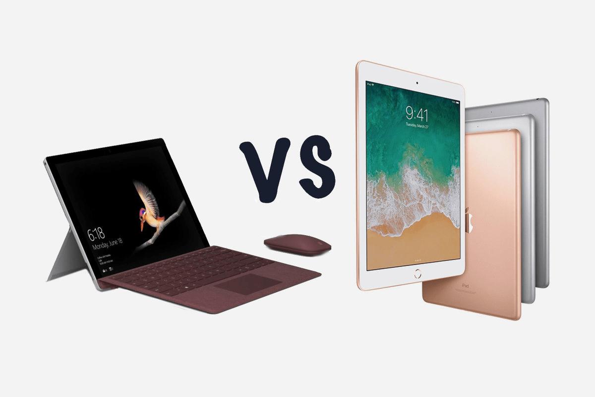 So sánh Surface Go 2 và Ipad: Thật khó để đưa ra sự lựa chọn 13