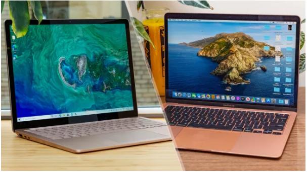 Liệu Macbook Air 2020 có thể vượt mặt Surface Laptop 3?