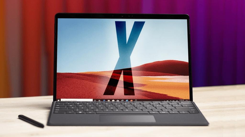 Surface Pro X SQ1 8GB 128GB