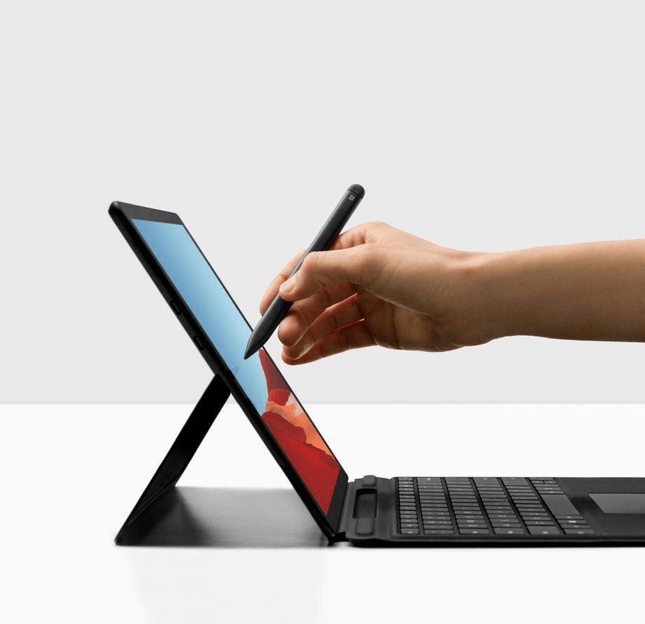 Đánh giá Surface Pro X - thiết kế, màn hình,cổng kết nối 11
