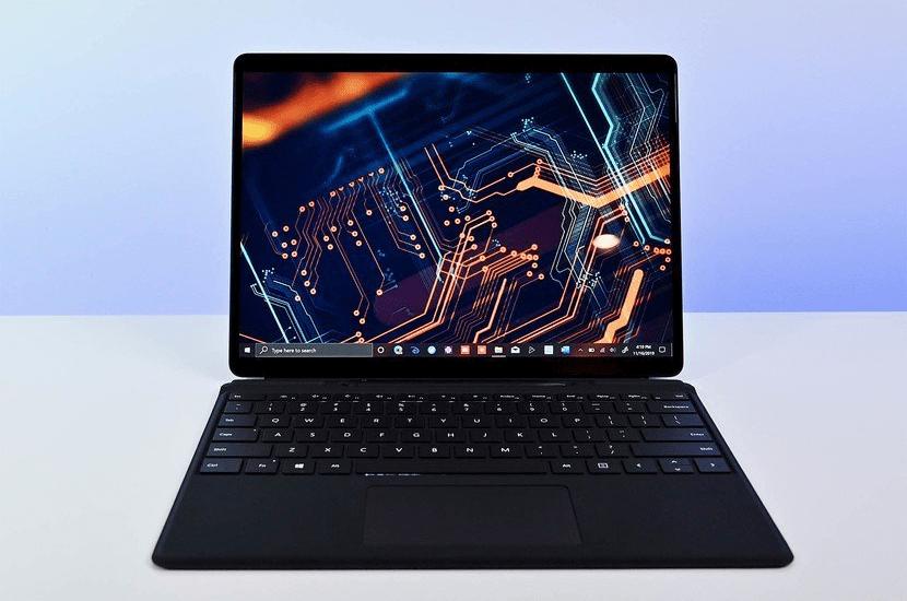 Đánh giá Surface Pro X - thiết kế, màn hình,cổng kết nối 13