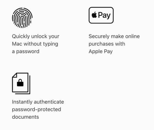 Bảo mật của Macbook Air 2020
