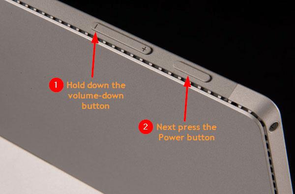 13 lỗi thường gặp trong quá trình sử dụng surface cũ 8