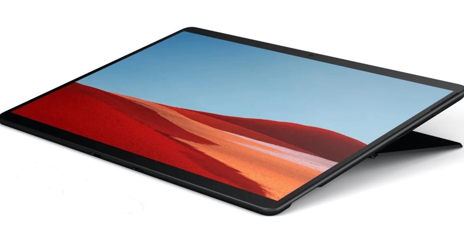 Đánh giá Surface Pro X - thiết kế, màn hình,cổng kết nối 6