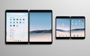 Đánh giá Surface Duo - Thiết kế bản lề màn hình kép của Microsoft 10