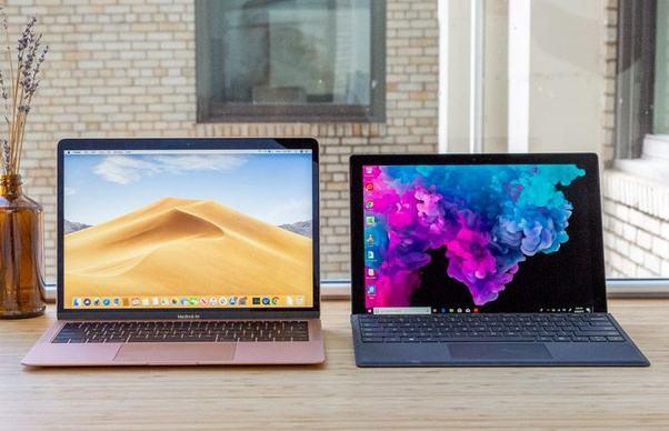 So sánh MacBook Pro 2019 vs Surface Pro 7: Cuộc chiến ngang tài ngang sức của hai ông lớn 52