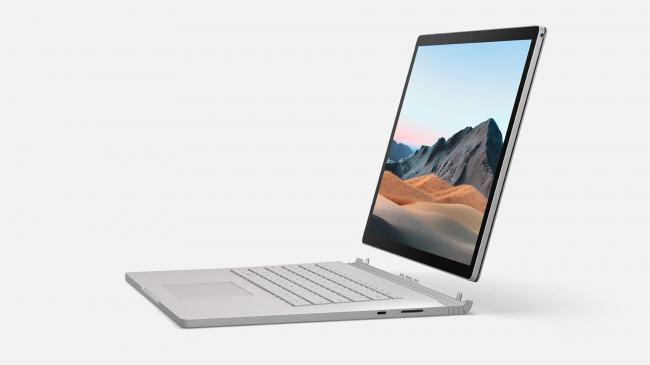 Surface book 3 màn hình 15inch với khả năng tháo rời màn hình