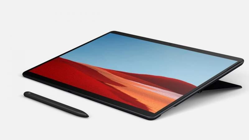 Đánh giá Surface Pro X - thiết kế, màn hình,cổng kết nối 30